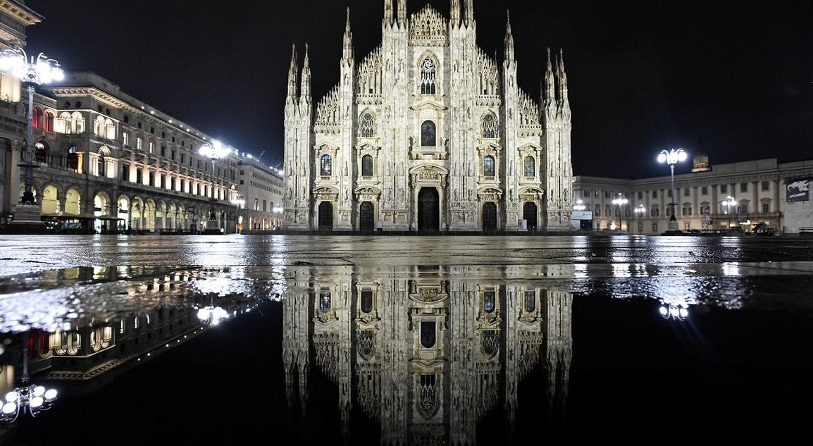 Itália, Lombardia, Piazza del Duomo |  Flavio Lo Scalzo - Reuters