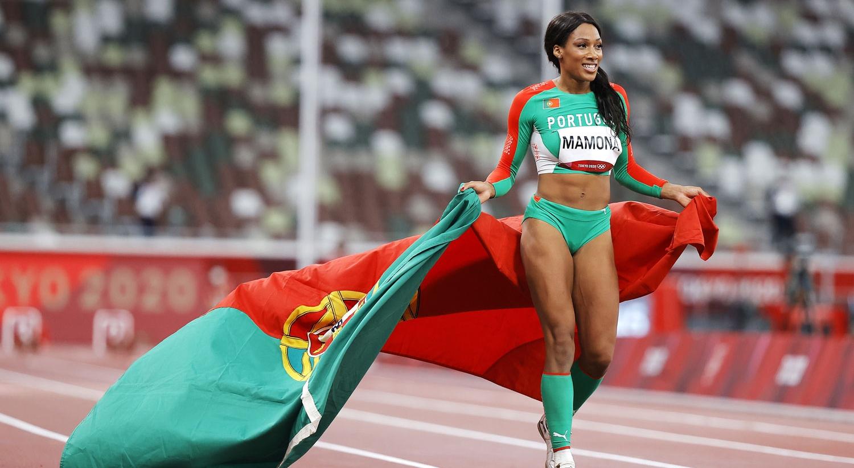 Tóquio2020. Patrícia Mamona conquista medalha de prata no triplo salto