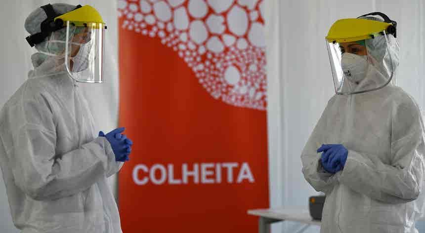 Covid-19. Recorde de infeções em Portugal, 3.270 novos casos