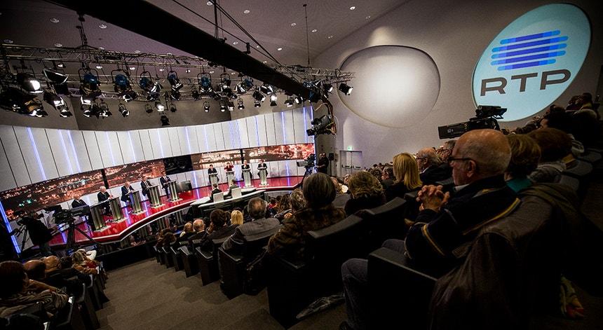 O derradeiro debate decorreu na Fundação Champalimaud em Lisboa.