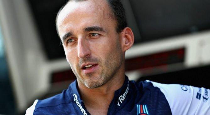 Kubica volta à fórmula 1 para tripular um Williams