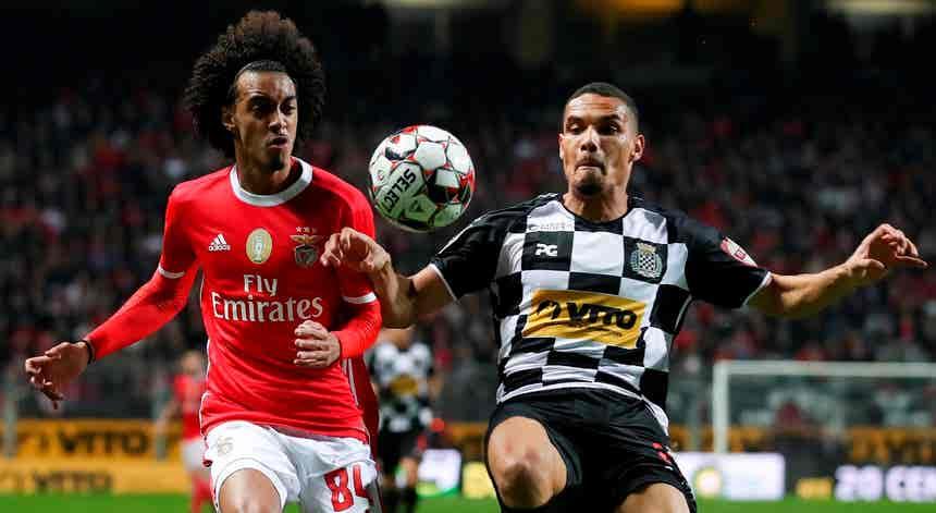Boavista - Benfica, a Liga Portuguesa em direto