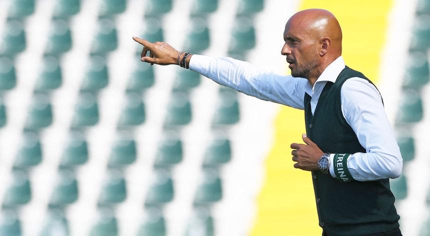 Miguel Cardoso deixou o comando técnico da equipa do Celta de Vigo
