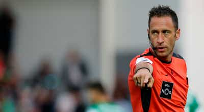 Tóquio2020. Artur Soares Dias é o quarto árbitro na final masculina de futebol