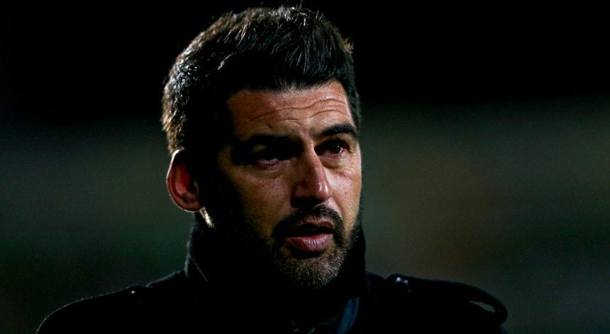 Paulo Fonseca deixa a AS Roma no final da época