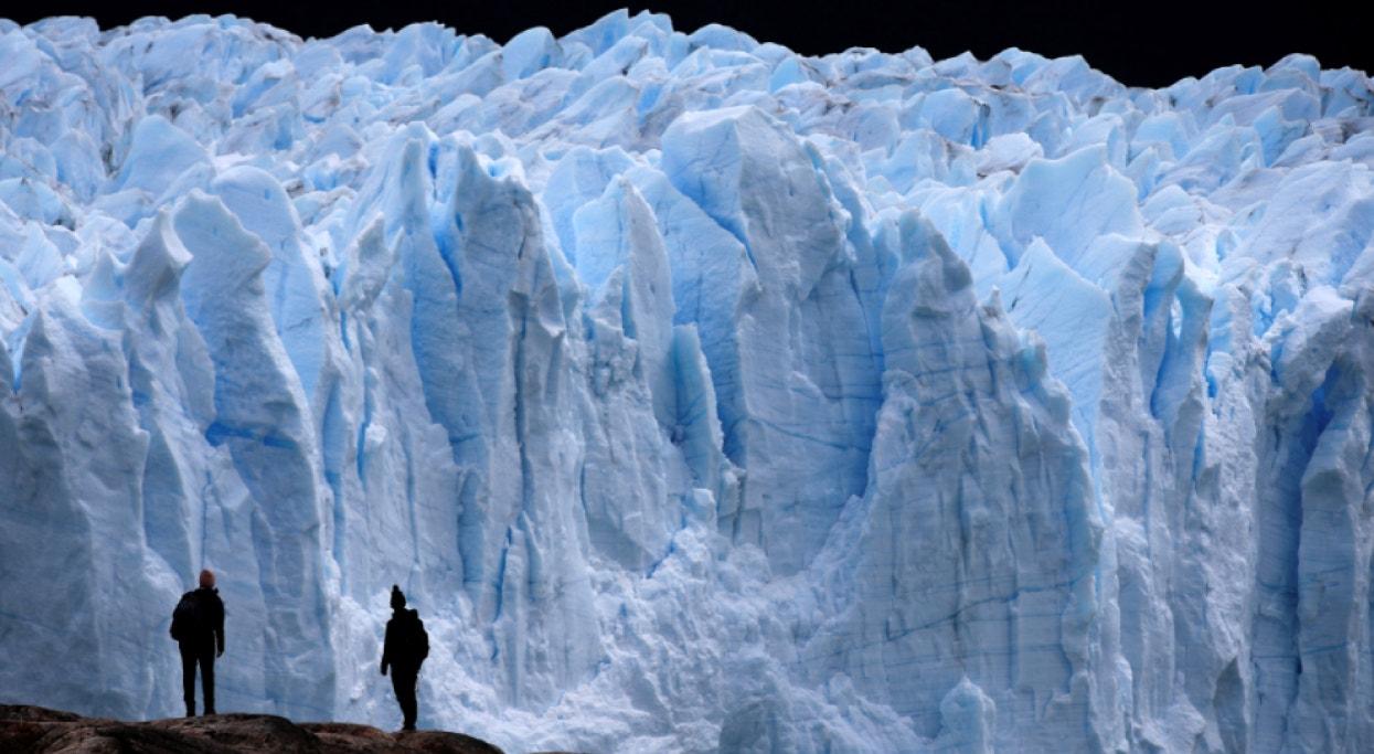 Argentina, glaciar Perito Moreno, em janeiro | Agustin Marcarian - Reuters