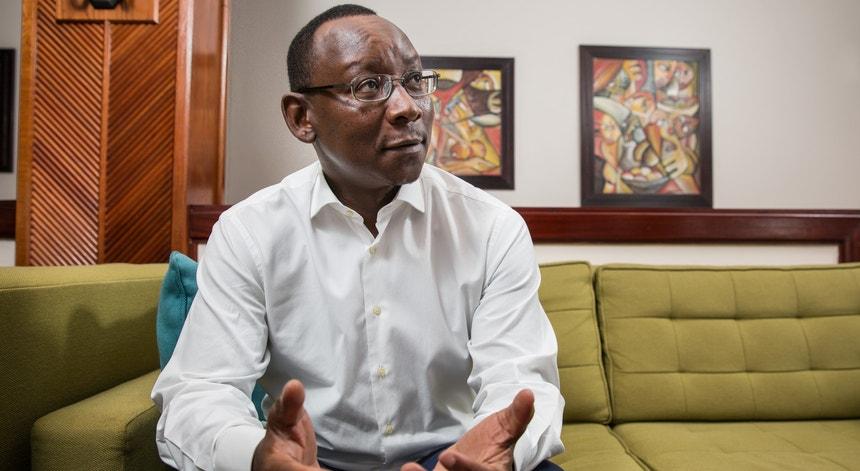 """""""Moçambique sofreu uma das piores catástrofes desde a independência"""", destaca o empresário Daniel David."""