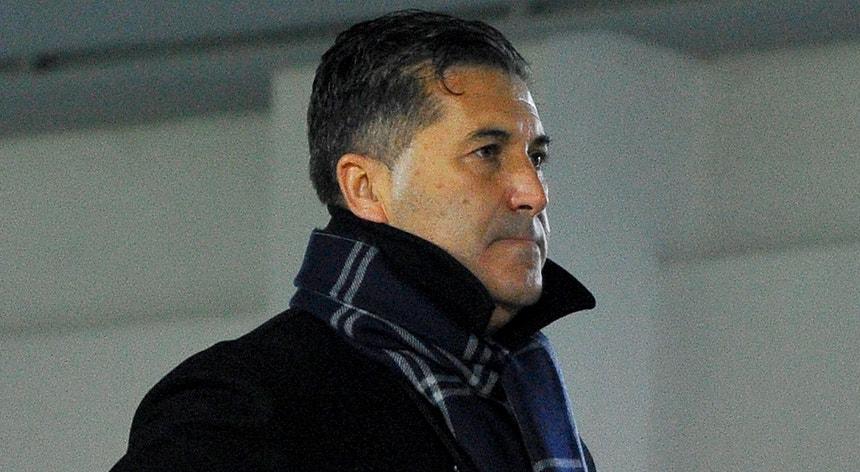 José Peseiro começa hoje a comandar a equipa do FC Porto