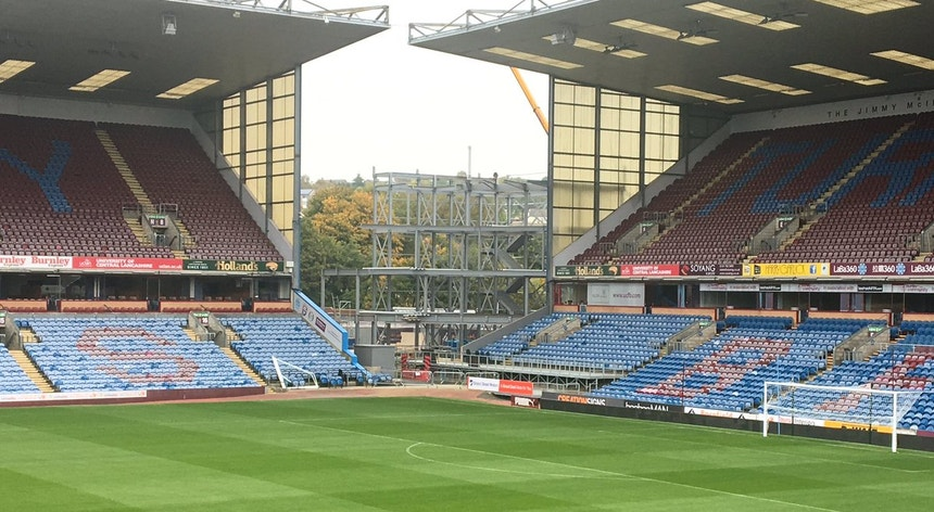 O Burnley já contabilizou os prejuízos caso a época futebolística não termine