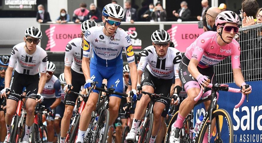 A partir de sábado o pelotão internacional está na estrada para correr mais um Giro