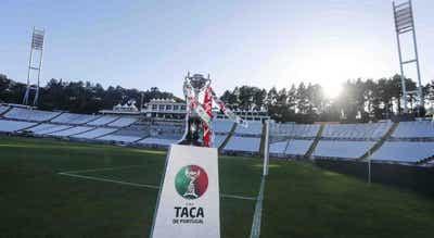 Taça de Portugal. Equipas apuradas para a próxima ronda