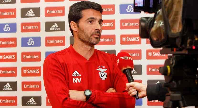 Primeiras escolhas de Nelson Veríssimo no Benfica