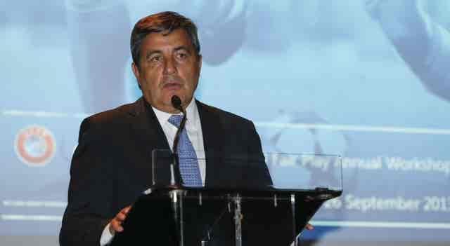 Fernando Gomes quer título de seleções no próximo mandato