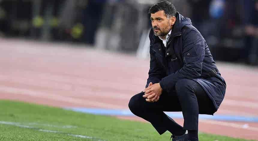 Sérgio Conceição e FC Porto alvos de processos disciplinares