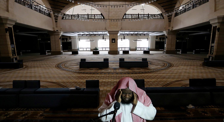 Mesquita Al-Rajhi em Riyadh na Arábia Saudita / Ahmed Yosri - Reuters