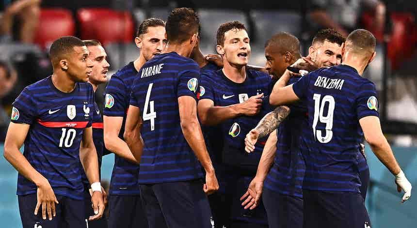 Euro2020. França - Alemanha