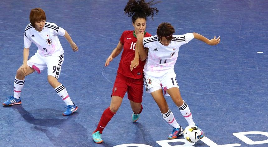 0d837cafe9 Portugal perde com Espanha em futsal feminino - Futsal - Desporto ...