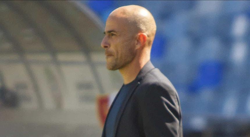 Rui Duarte quer ver a sua equipa com ambição frente ao Benfica