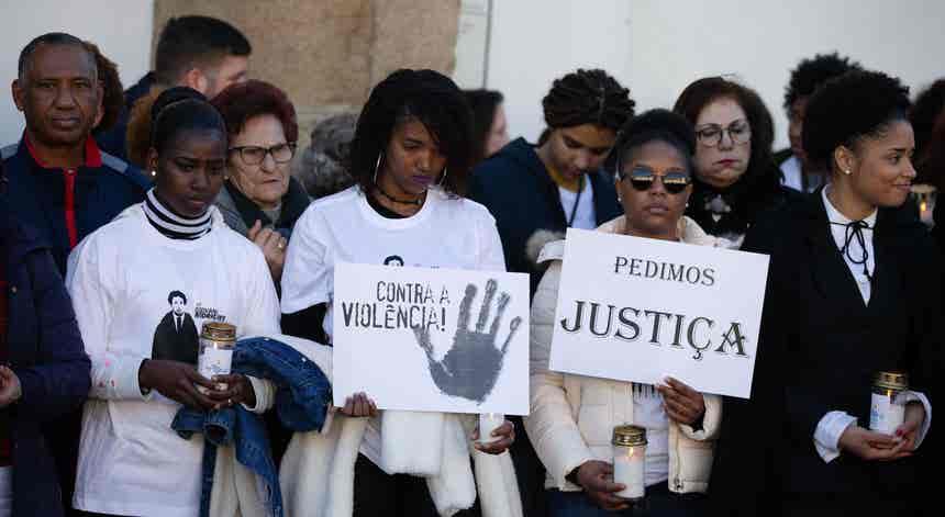 Prisão preventiva para cinco suspeitos de terem matado jovem cabo-verdiano