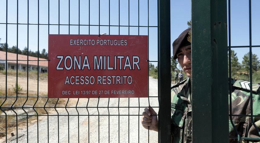Vasco Brazão é um dos nove arguidos da Operação Húbris, que investiga furto de material militar em Tancos