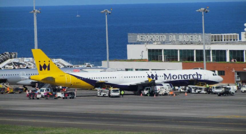 Aeroporto Cristiano Ronaldo : Cristiano ronaldo associado ao aeroporto da madeira