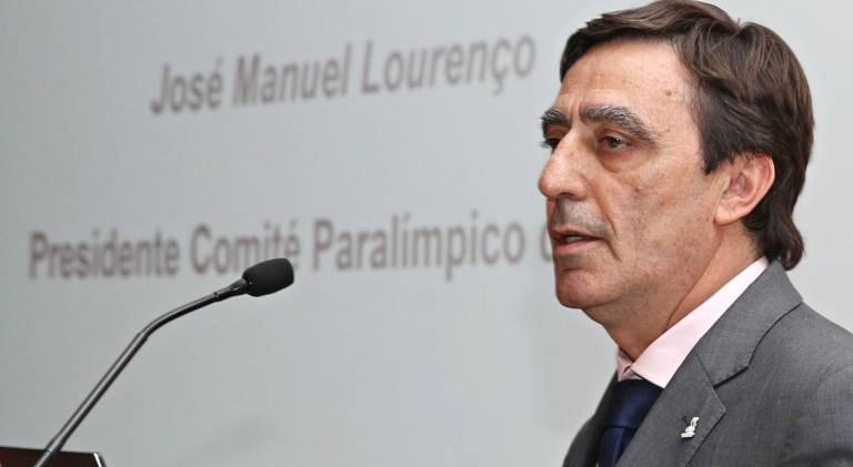 José Manuel Lourenço pede atenção especial aos atletas cegos em tempo de crise sanitária