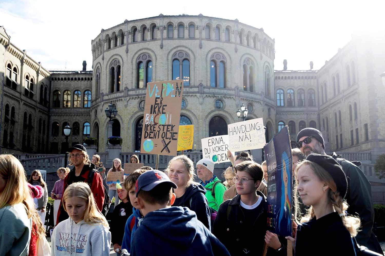 Norsk Telegrambyra AS - Reuters