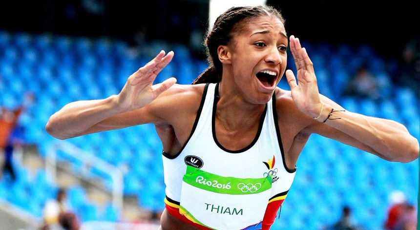 O adiamento dos Jogos de Tóquio2020 ajudou a atleta a recuperar de uma lesão num cotovelo