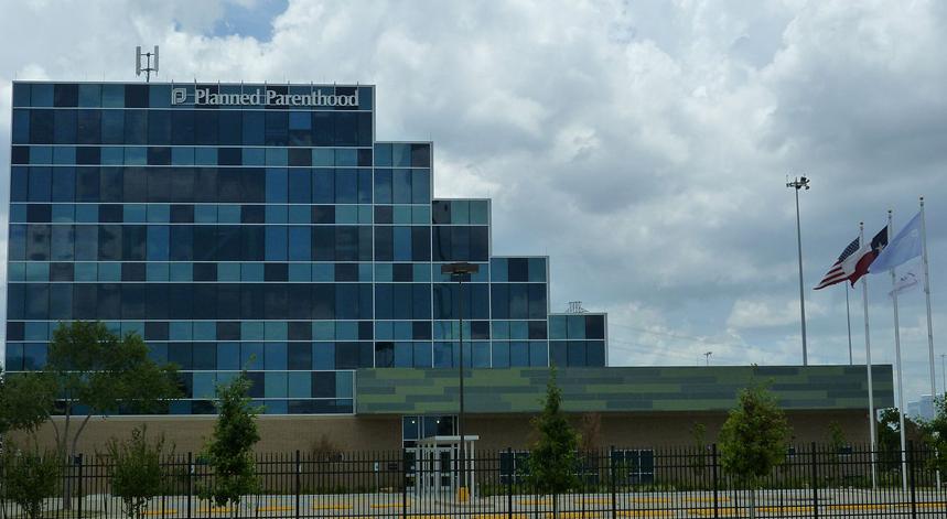 Sede da Planned Parenthood em Houston, Texas