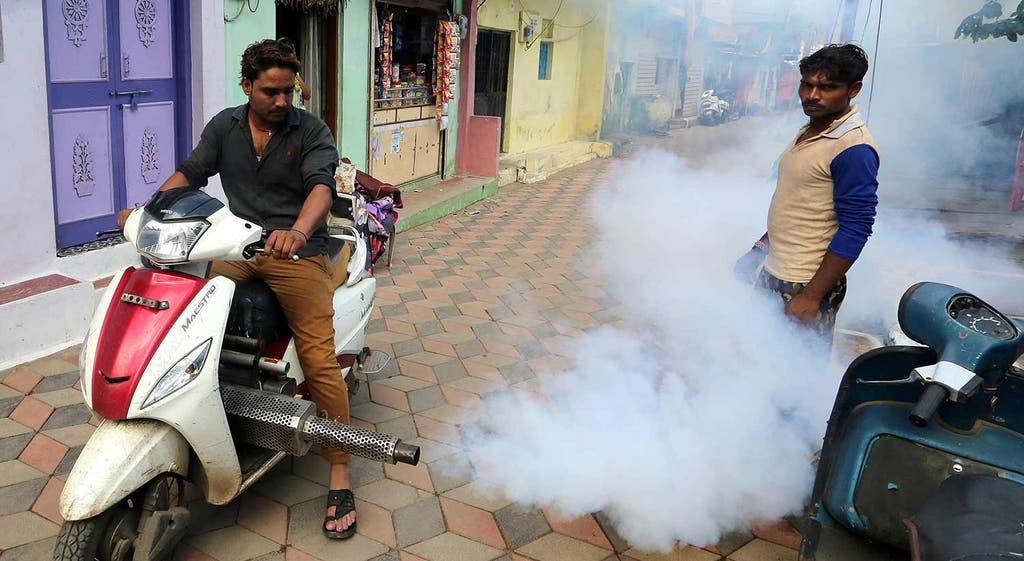 Prevenção do dengue