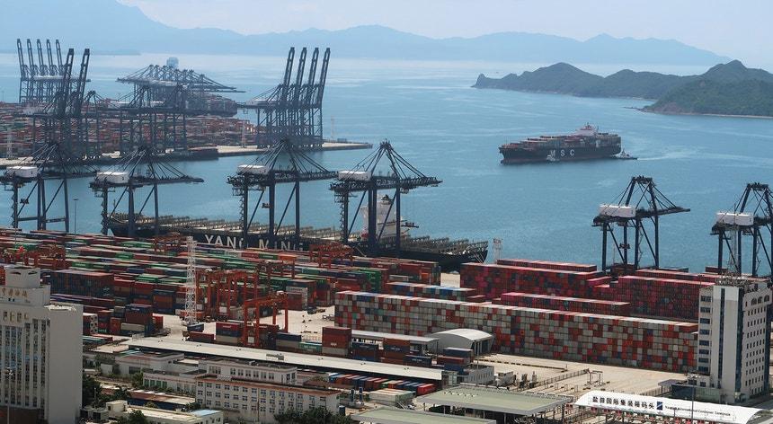 A economia chinesa atravessa um bom momento