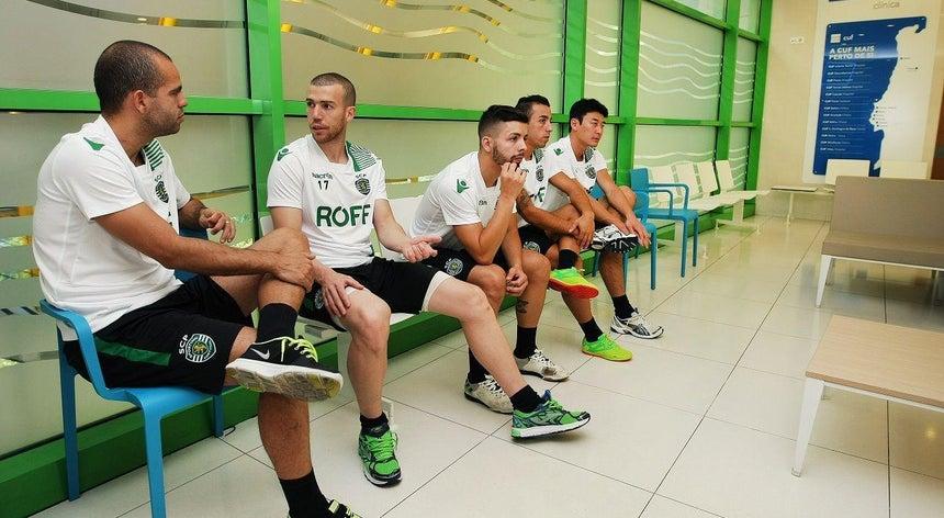 futsal campeões nacionais regressam ao trabalho futsal desporto