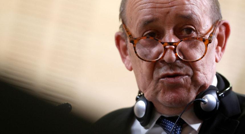Jean-Yves Le Drian, Ministro dos Negócios Estrangeiros de França