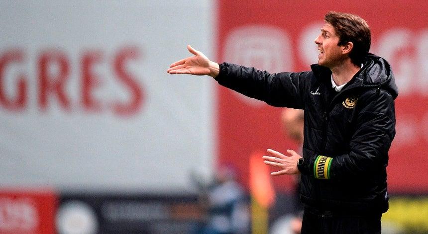 Vasco Seabra deixa o comando técnico do Paços de Ferreira - 1.ª Liga ... 3b05a58412727