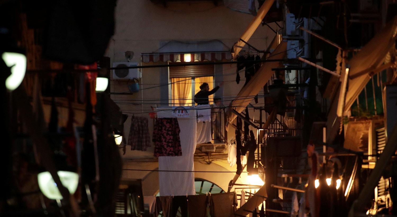 Nápoles em Itália / Ciro de Luca - Reuters