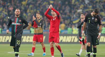 Euro2020. Portugal está a duas vitórias da fase final