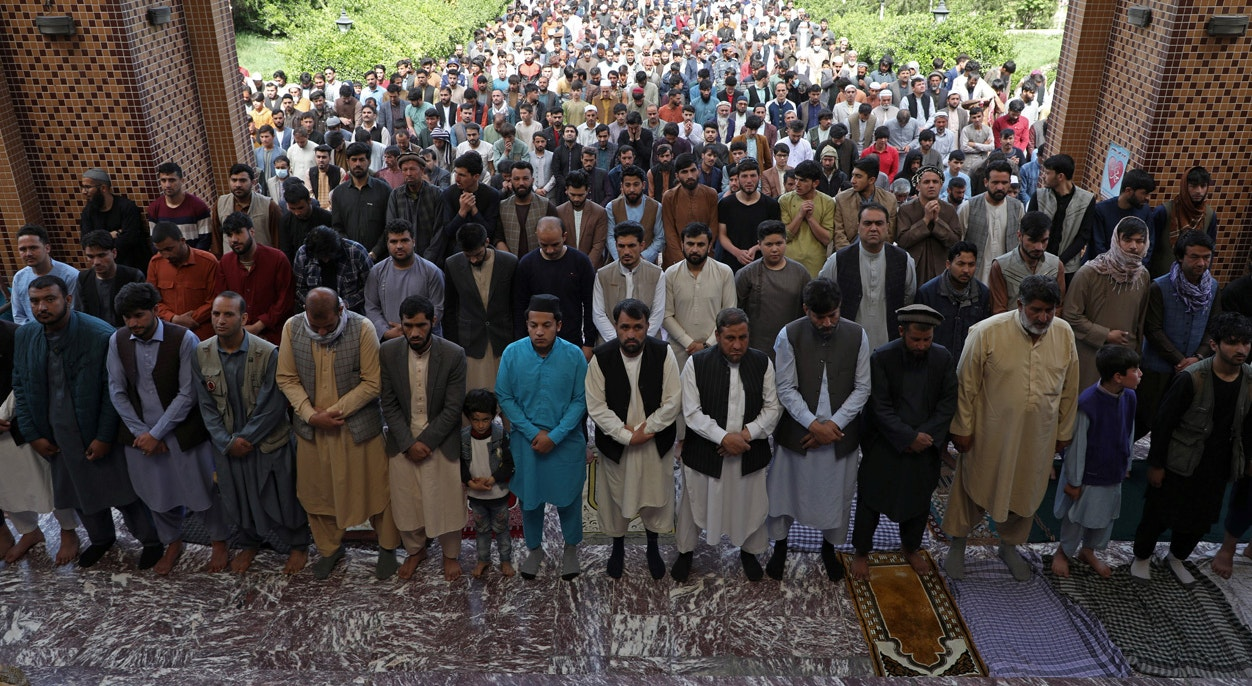 Afeganistão. Cabul | Omar Sobhani - Reuters