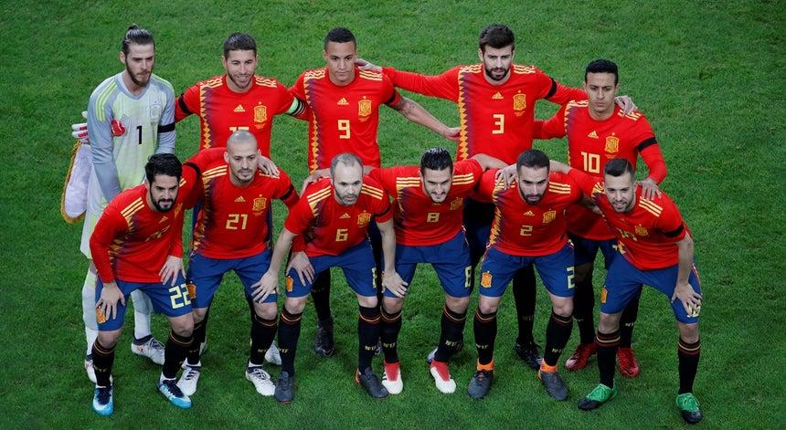 c930911a01378 Espanha concentra-se a 28 de maio sem os jogadores do Real Madrid ...