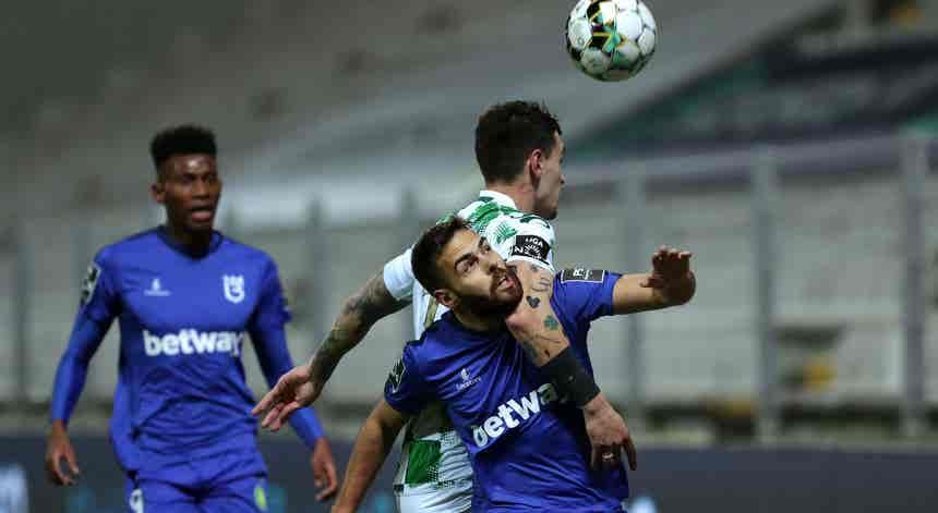 I Liga. Moreirense FC - Belenenses SAD (2-2)