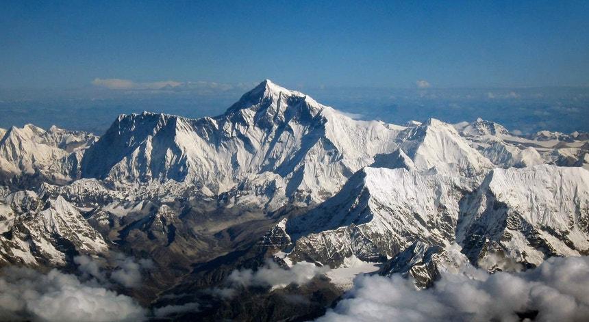 Estima-se que 36 por cento das calotes do Hindu Kush e dos Himalaias desapareçam até 2100