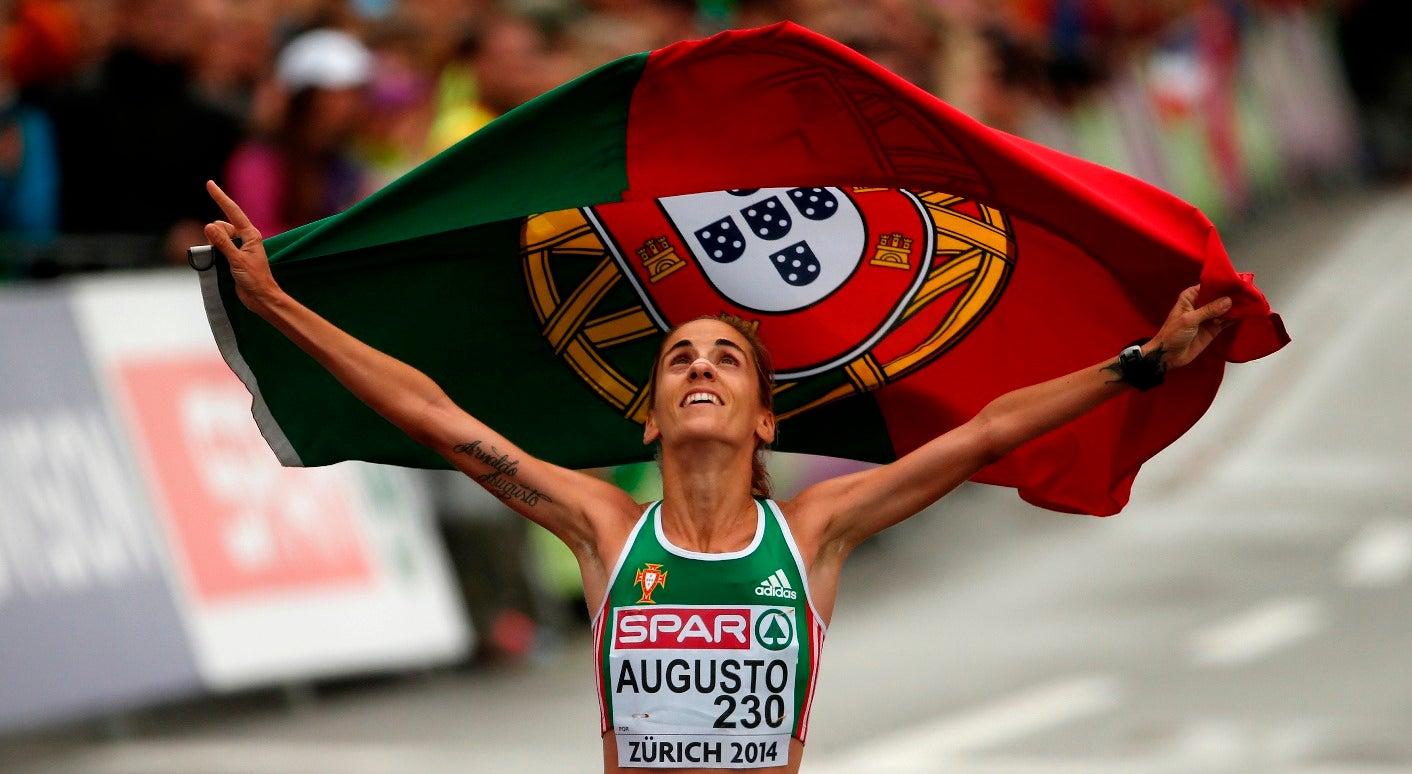 Resultado de imagem para Jéssica Augusto abdica dos Mundiais de atletismo