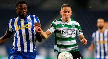 Mbemba não treinou no FC Porto devido a tendinite no joelho esquerdo