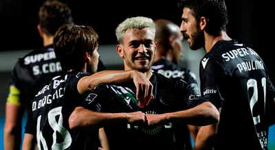 SC Farense - Sporting CP, a Liga Portuguesa em direto