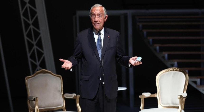O Presidente da República comentava a exclusão de Portugal da lista de 59 países e territórios considerados seguros pelo Governo britânico