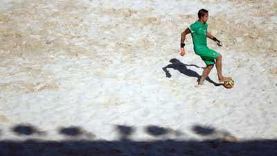 Futebol de Praia. Portugal prepara participação no Mundial