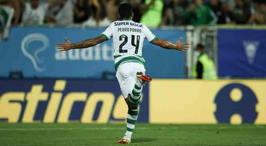 Porro dá vitória ao Sporting