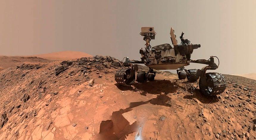 Esperma congelado poderá possibilitar colonização de Marte