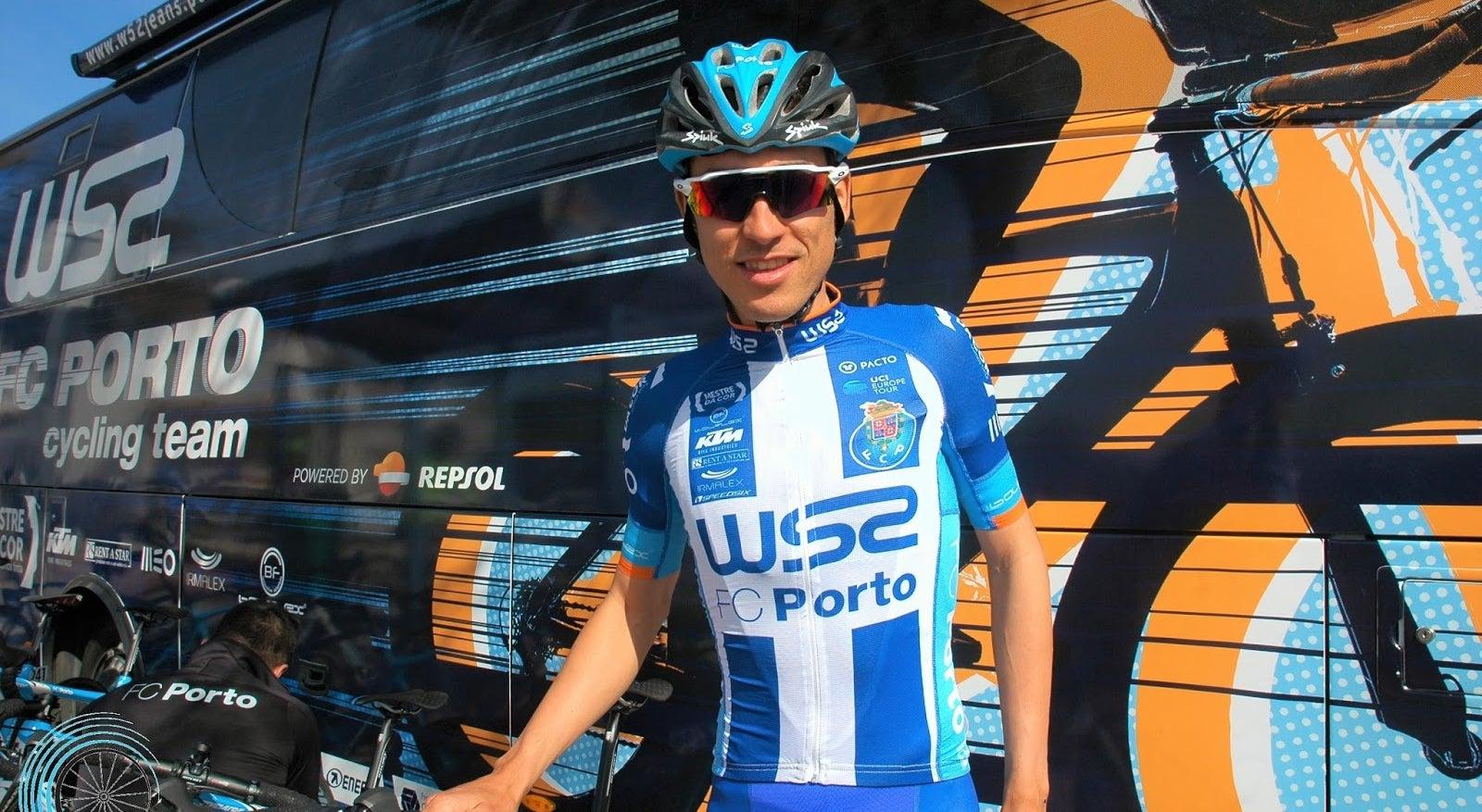 Amaro Antunes lidera tabela do ciclista do ano
