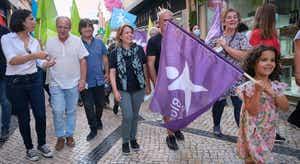 "Catarina Martins promete que voto no BE ""vai valer a pena"""