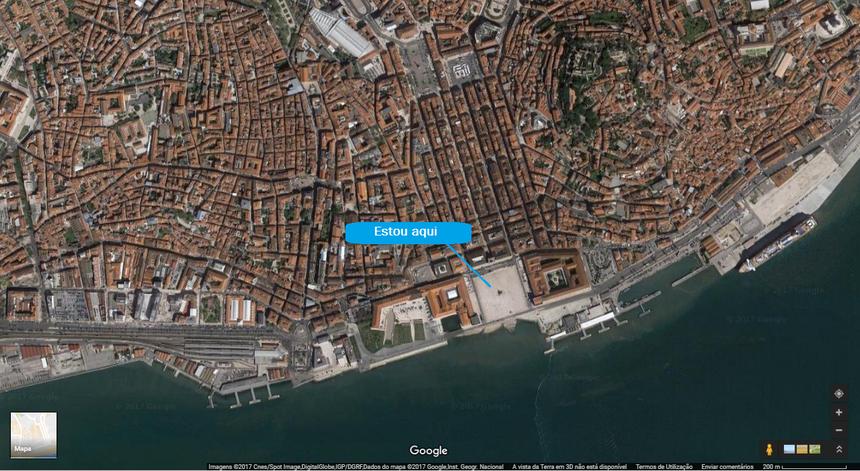 Onde estou agora via google maps tecnologia rtp notcias onde estou agora via google maps reheart Images